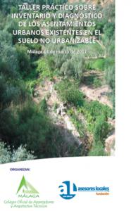 curso asentamientos en suelo no urbanizable