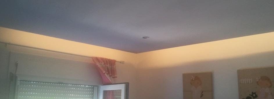 Reformas en viviendas bsingenieria 652 52 06 07 - Iluminacion indirecta led ...