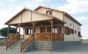 casa de madera malaga